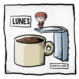 CAFÉ DE LUNES