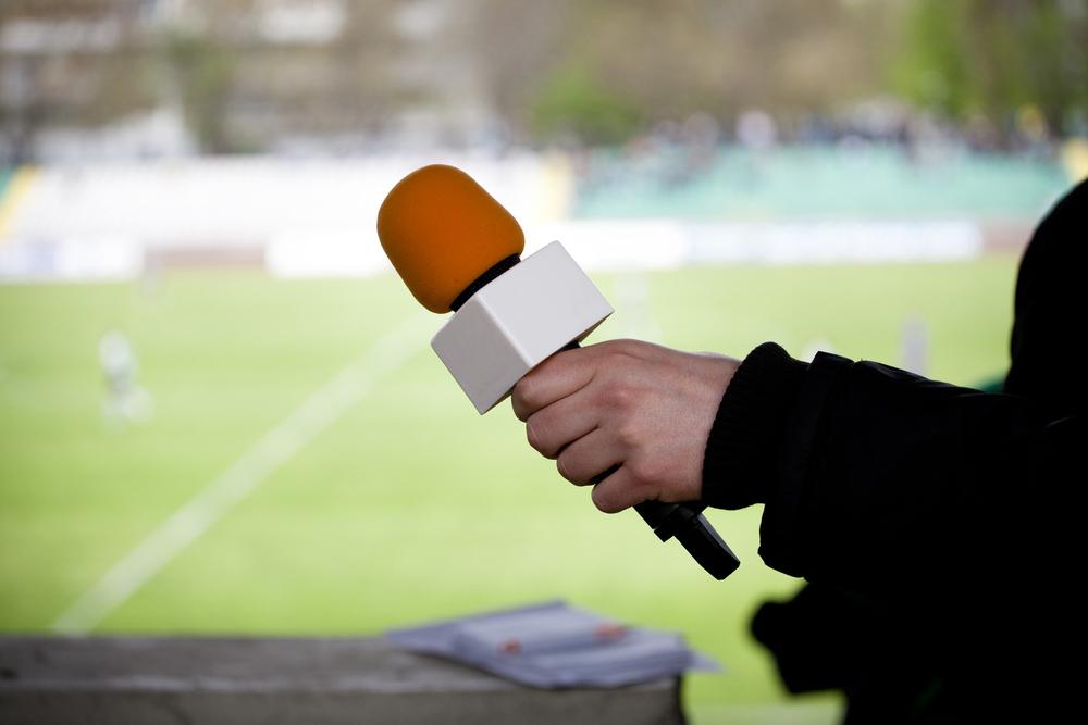 periodista deportivo