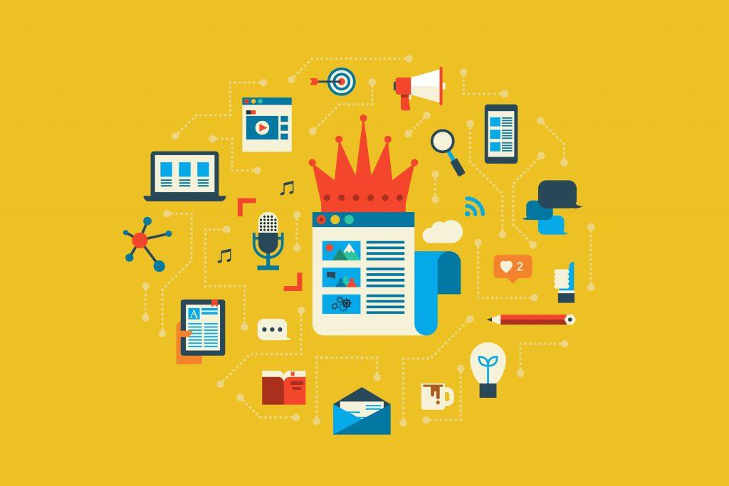 ilustración marketing y sus herramientas