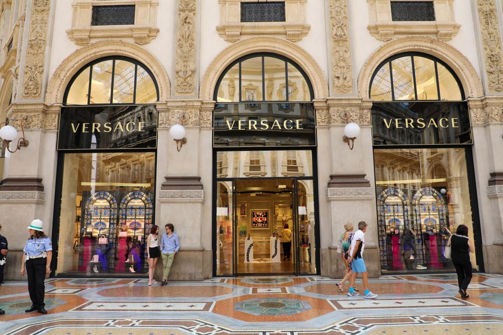 versace moda italiana