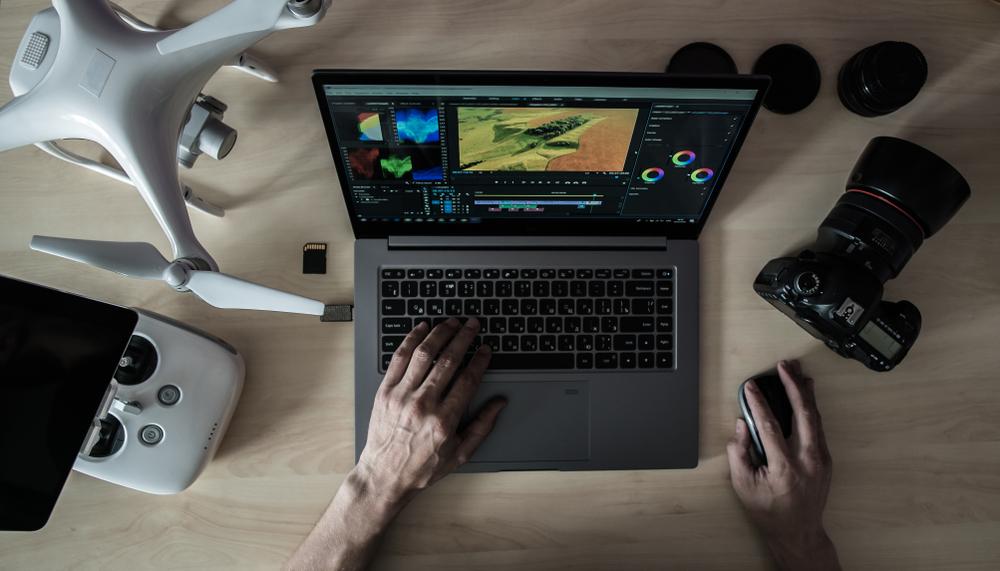 herramientas de producción audiovisual