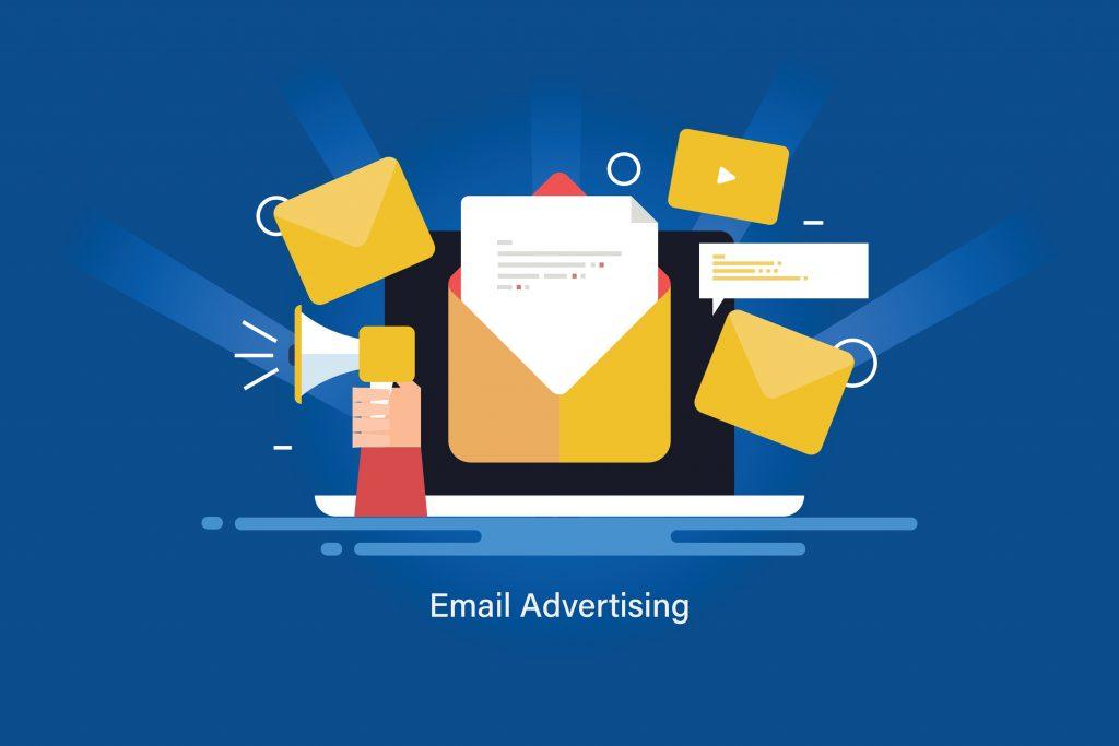 publicidad via email