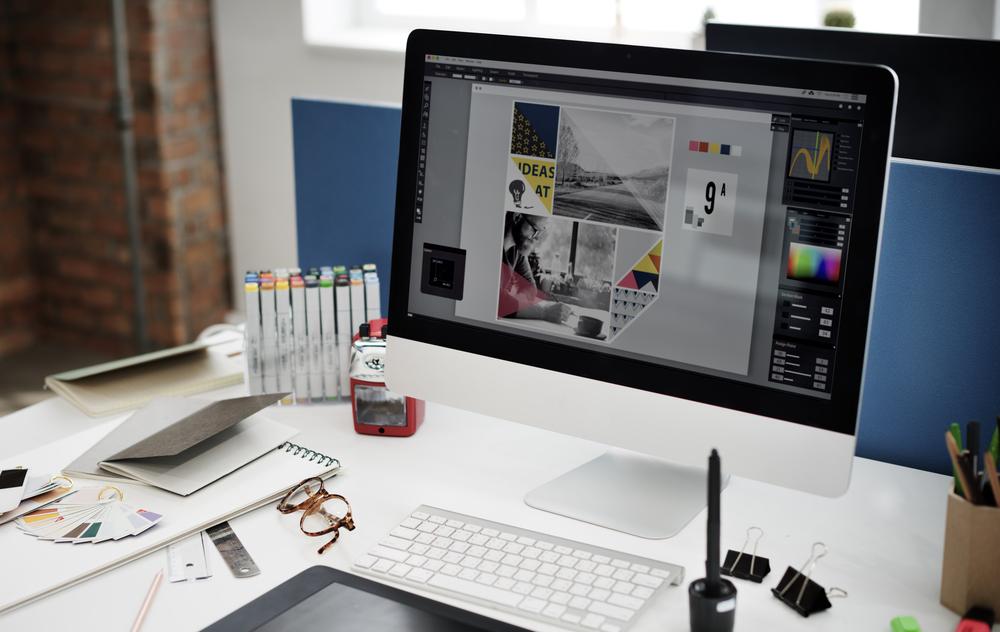 el diseño y la diagramación