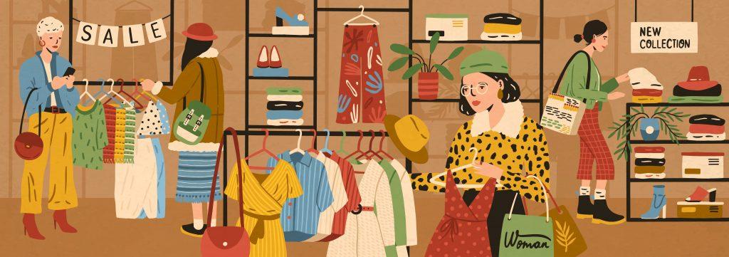 fashion marketing concepts