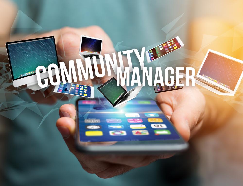 funciones de un community manager